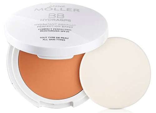 Anne Möller Hydra GPS BB Compact Perfecting Moisturizer SPF25