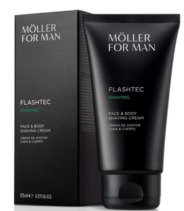 Möller For Man Corpo  Face & Body Shaving Cream