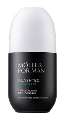 Möller Pour Homme For Man Triple Action Deo-Control