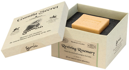 Gamila Secret  Reviving Rosemary