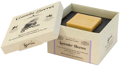 Lavender Heaven  Gamila Secret