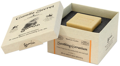 Soothing Geranium  Gamila Secret
