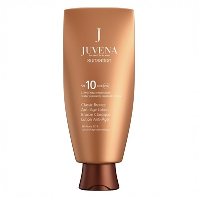 Sunsation Juvena Classic Bronze Anti-age Body SPF10 150 ml