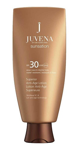 Sunsation Juvena Superior Anti-age Lotion Body SPF30 150 ml