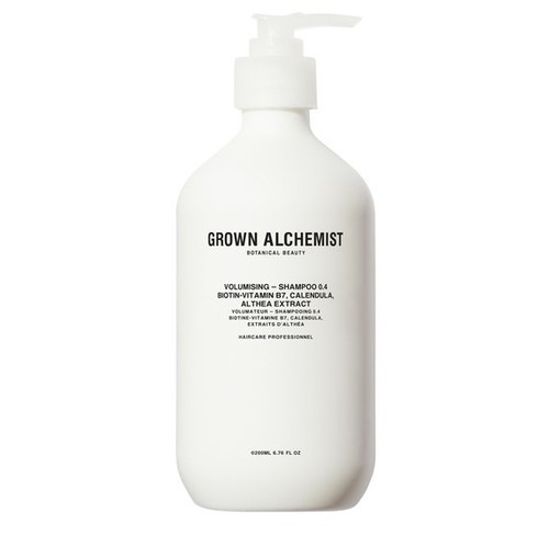 Grown Alchemist Volumising - Shampoo 0.4: Biotin-Vitamin B7, Calendula, Althea Extract 500 ml