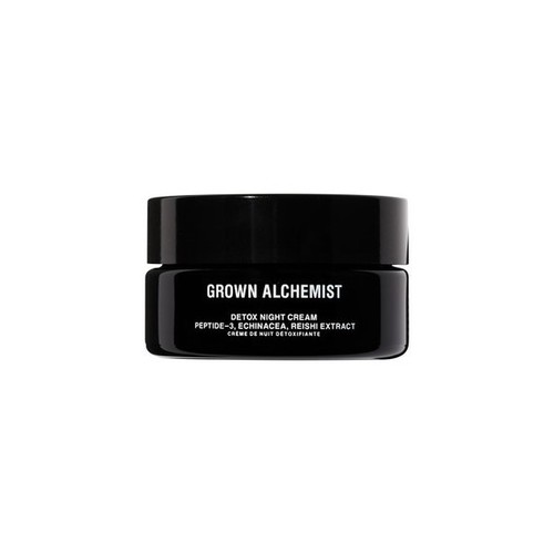 Grown Alchemist Detox Night Cream: Peptide-3, Echinacea, Reishi Extract 40 ml