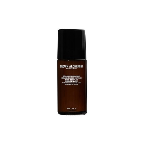 Grown Alchemist Roll-On Deodorant: Icelandic Moss Extract, Sage Complex 30 ml